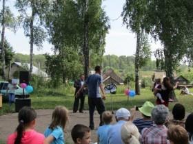 День села в с. ЦУП им. Максим-Горького 14.07.2018г.