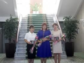 14 сентября 2018г. в Доме Правительства Республики Башкортостан состоялась очередная церемония вручения государственной медали «Материнская слава».