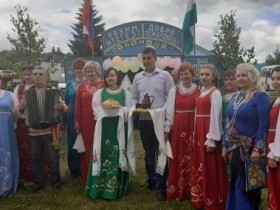 15 июня 2019 г. в г. Белебей наше сельское поселение приняло участие в сабантуе 2019.
