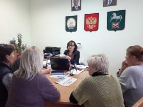 Заседание Профилактической группы