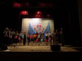Праздничный концерт, посвященный Дню защитника Отечества, 23 февраля в Максим-Горьковском СДК